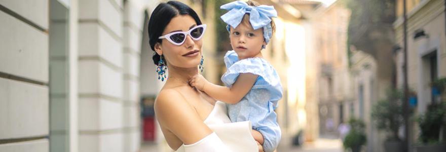 Habiller son enfant pour une cérémonie